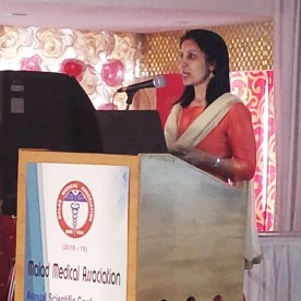 Honoured to have spoken on Metabolic surgery for treatment of obesity at PRE MALCON in Malad Medical Association on 2nd December 2018 (2)