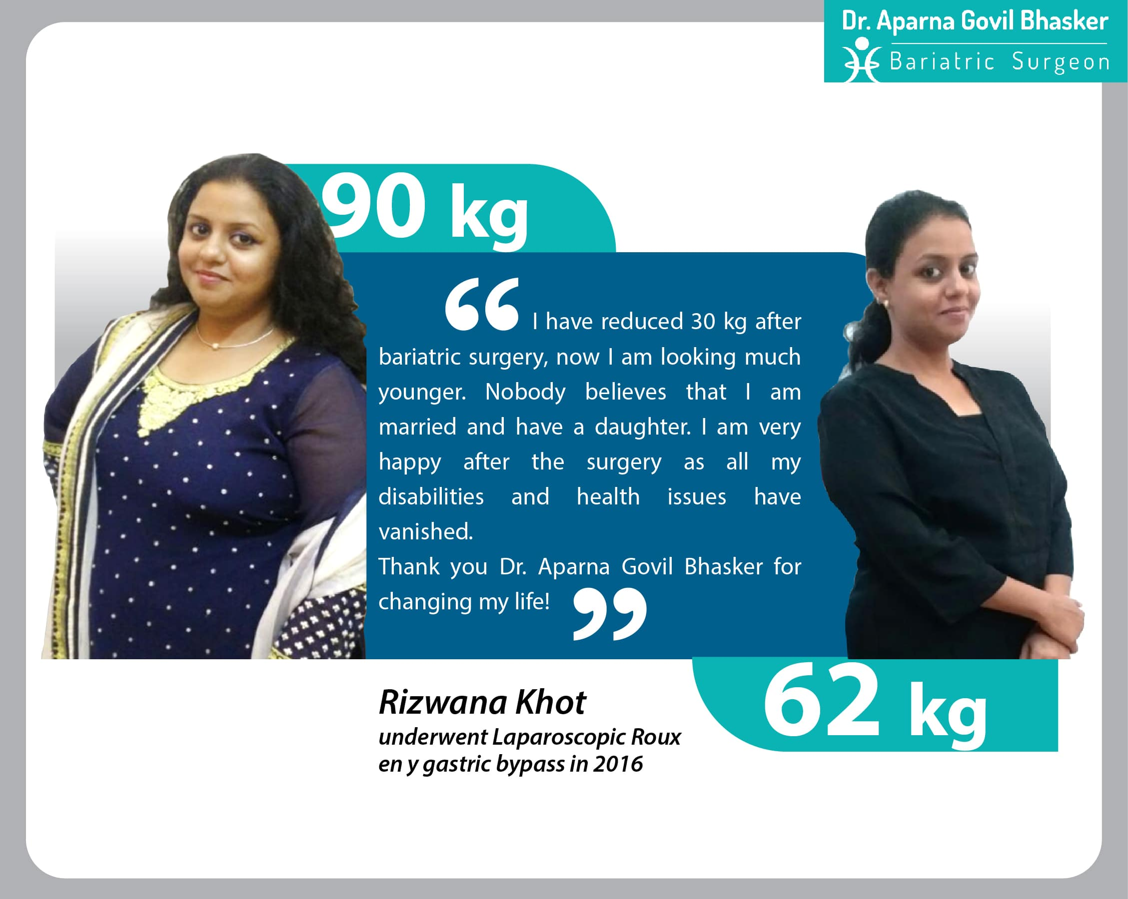 best Banded Roux-en Y Gastric Bypass bariatric surgery and weight loss surgery cost in mumbai india before after photos (11)