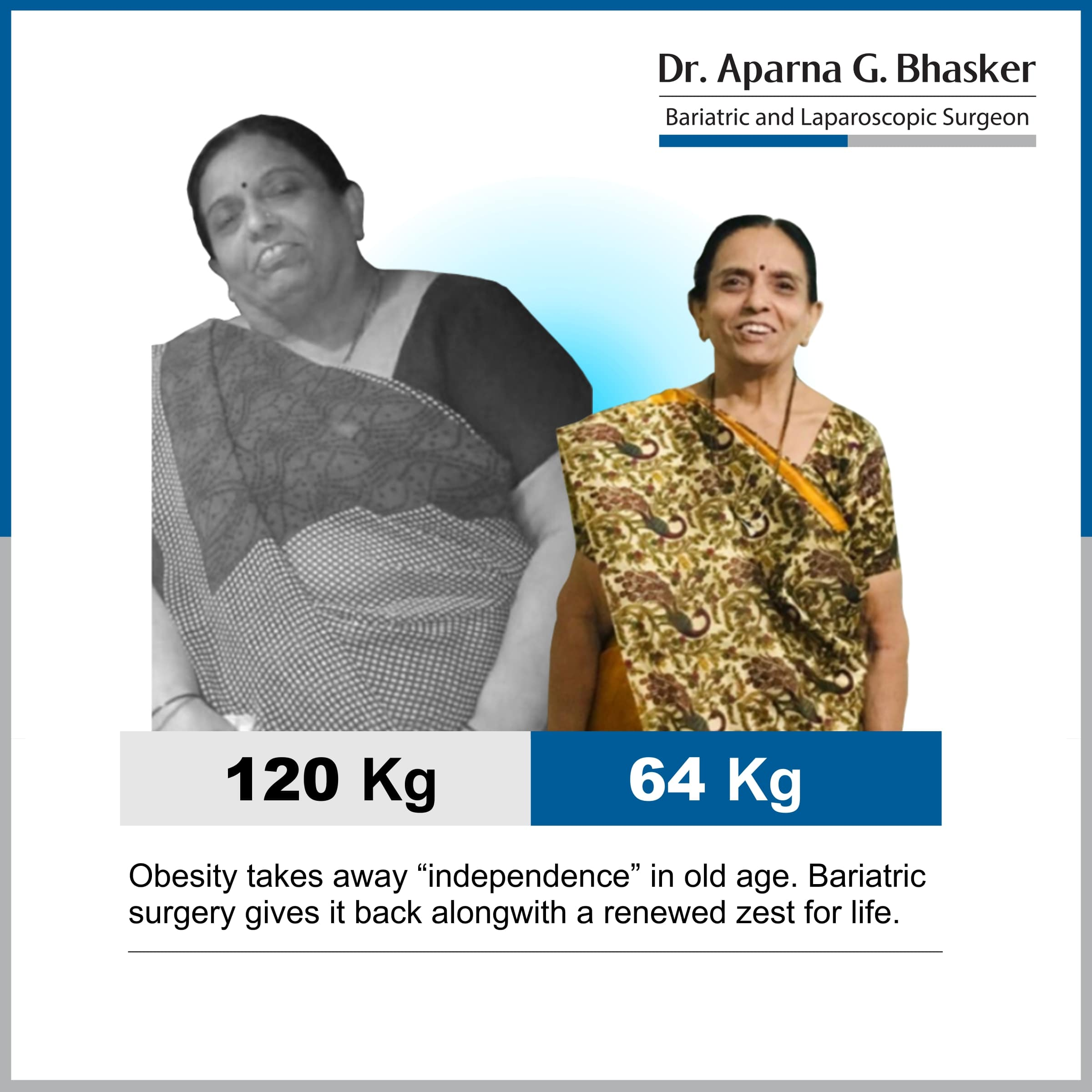 best Gastric Banding bariatric surgery and weight loss surgery cost in mumbai india before after photos (1)