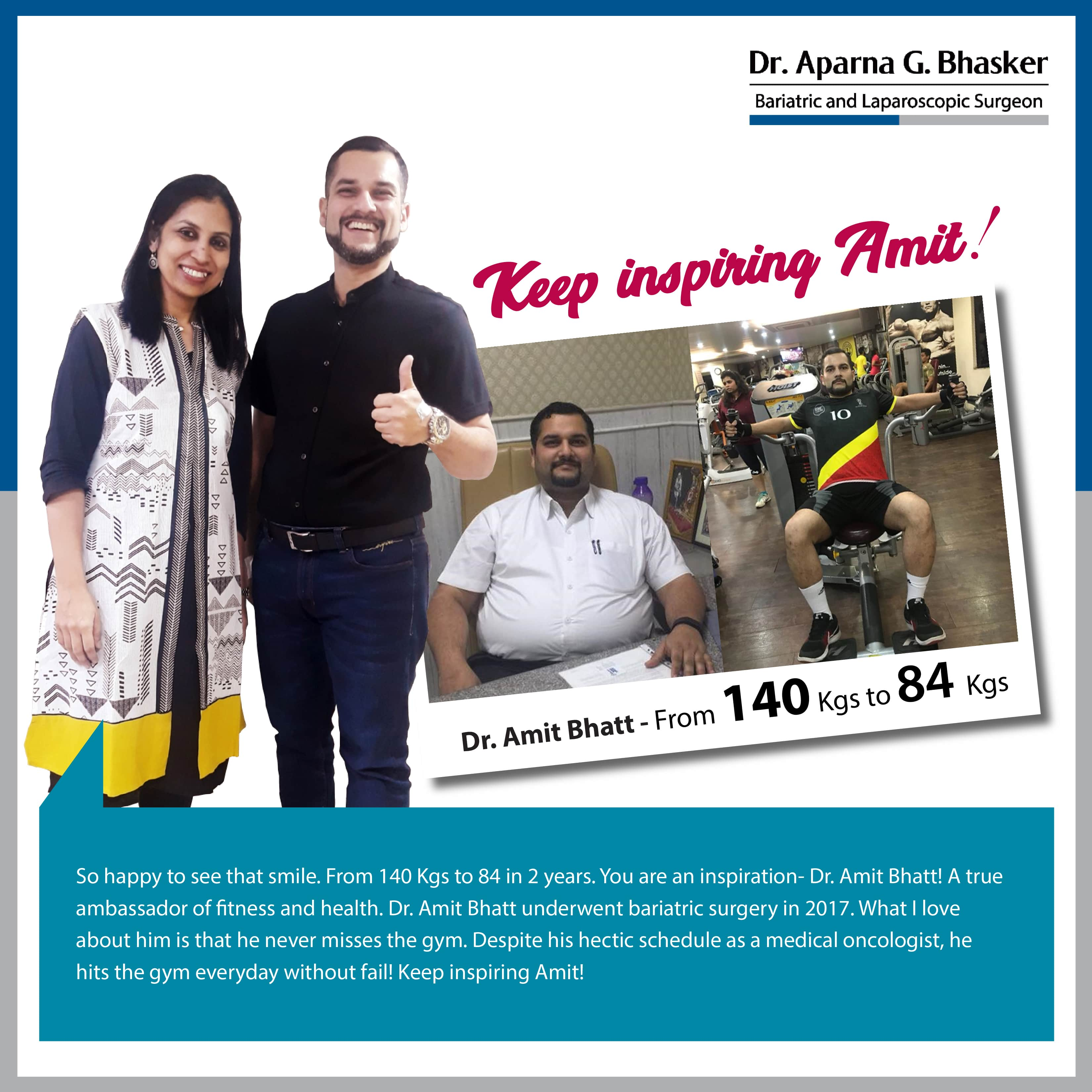 best Roux-en Y Gastric Bypass bariatric surgery and weight loss surgery cost in mumbai india before after photos (3)