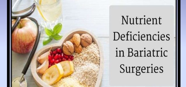Nutritional Deficiencies before Bariatric Surgery in Mumbai, India